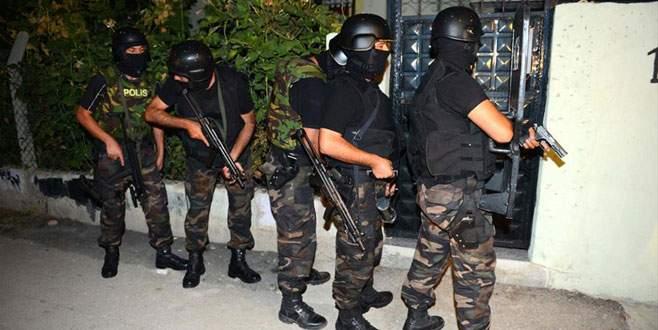 İstanbul'da büyük operasyon: 229 gözaltı