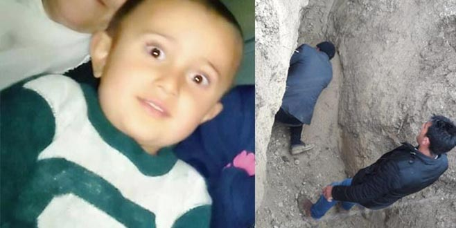 'Çocuğumu öldürüp mezara gömdüm'