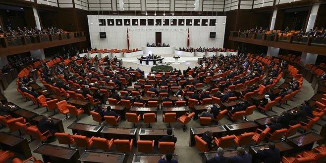 44 yeni dokunulmazlık fezlekesi Meclis'e gönderildi