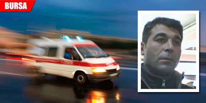 Traktörün çarptığı adam kurtarılamadı