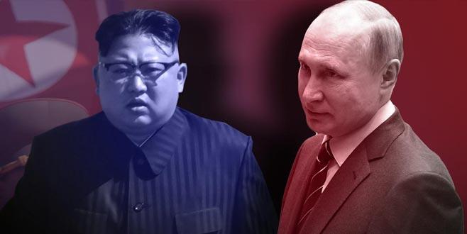 Kim'in bugün Rusya'yaulaşması bekleniyor