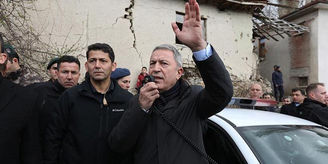 Bakan Akar'dan 'Kılıçdaroğlu' açıklaması