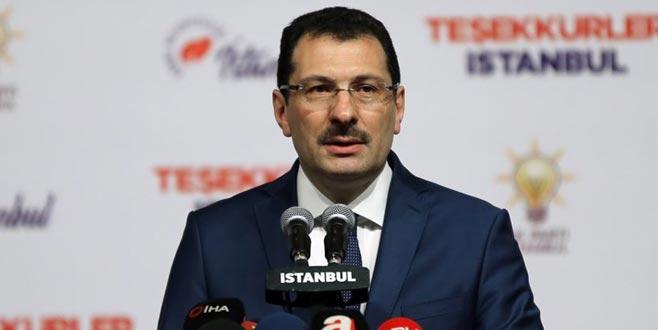 AK Parti'den YSK'nın kararlarıyla ilgili açıklama