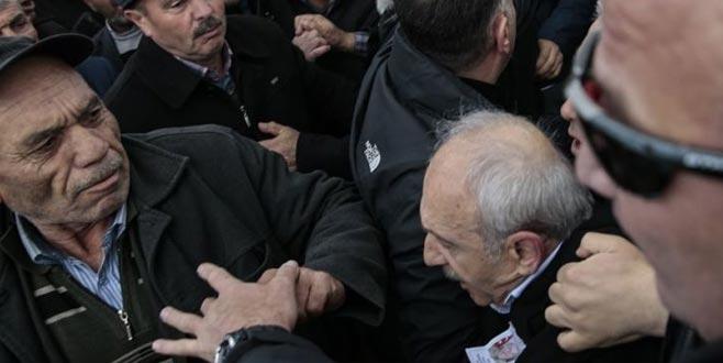 Kılıçdaroğlu'na yumruk atmıştı! Adli kontrolle serbest