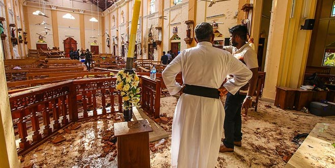 Sri Lanka'daki saldırılarda ölü sayısı arttı