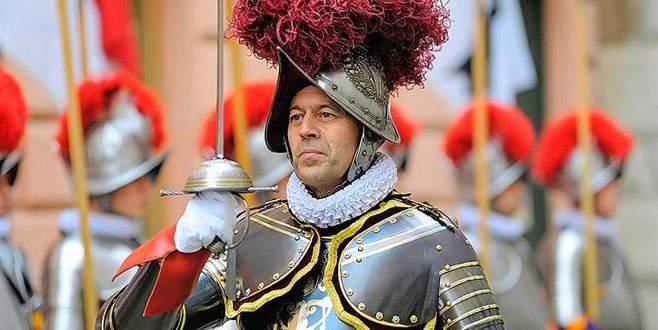 İşte Papa'nın yeni koruma müdürü