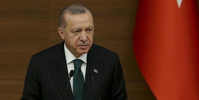 Cumhurbaşkanı Erdoğan'dan Zelenskiy'e tebrik telefonu