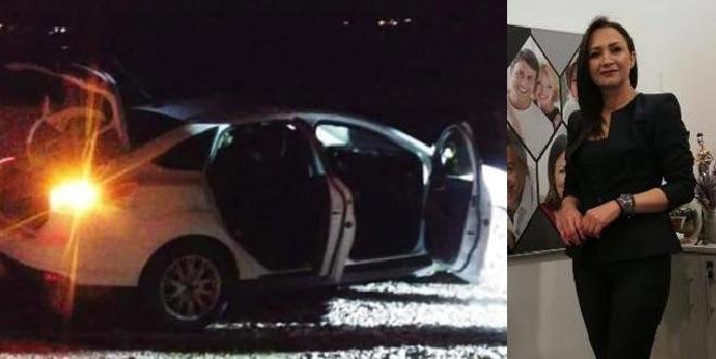 Otomobilinde başından vurulmuş halde bulundu!
