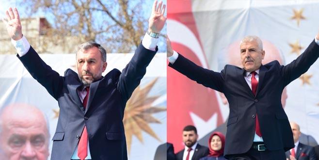 Orhangazi'de başkan yardımcıları belli oldu