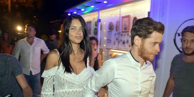 Adriana Lima'nın evinde Metin Hara'dan geriye sadece o kaldı!