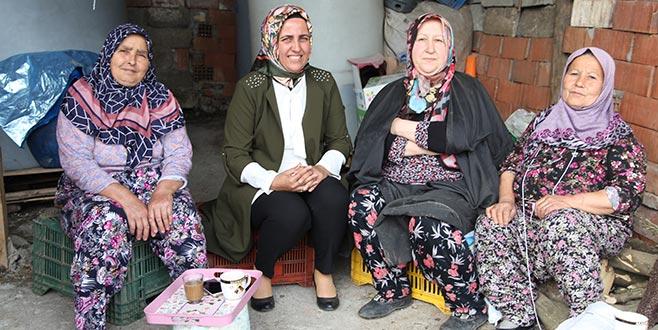 600 yıllık geleneği bozdu! 38 köyün ilk ve tek kadın muhtarı