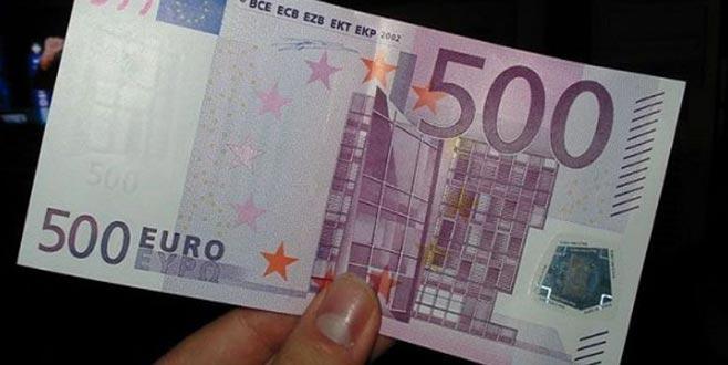 Vatandaşa 500 Euro uyarısı