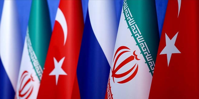 Türkiye İran ve Rusya'dan ABD'nin Golan kararına kınama