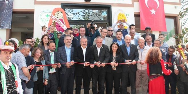 Gemlik'te GiresunKültür Evi açıldı