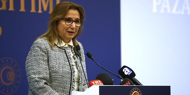 Pekcan: Irak ile karışıklı yatırımların artırılması için gerekli adımları atacağız