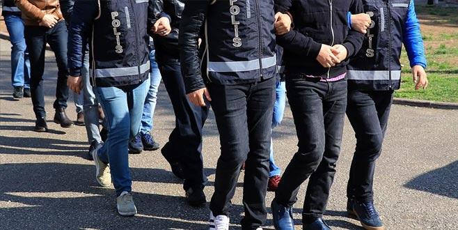 Bursa merkezli 5 ilde suç örgütü operasyonu: Çok sayıda gözaltı
