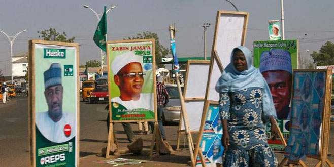 Boko Haram seçimleri erteletti