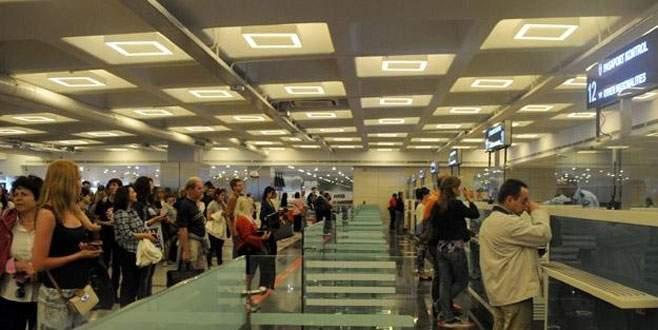 Ocakta 11 milyon yolcu havalandı