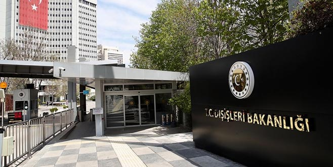 Dışişleri'nden Nijerya'da kaçırılan Türk gemisine ilişkin açıklama