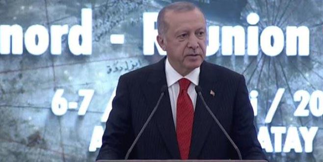 Cumhurbaşkanı Erdoğan: Müttefiklerimizden tek bir beklentimiz var