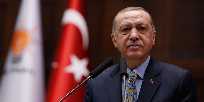 Cumhurbaşkanı Erdoğan'dan AK Parti milletvekillerine mesaj