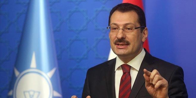 Ali İhsan Yavuz'dan İstanbul seçim sonuçlarına ilişkin açıklama