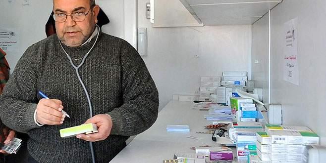 Suriyeliler şifayı Türk ilacında aradı