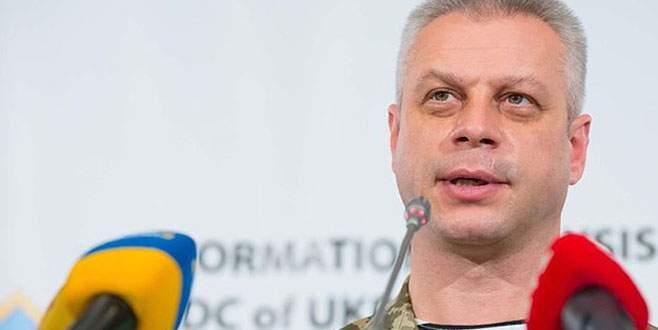 Bin 500 Rus askerinin Ukrayna'ya girdiği iddiası