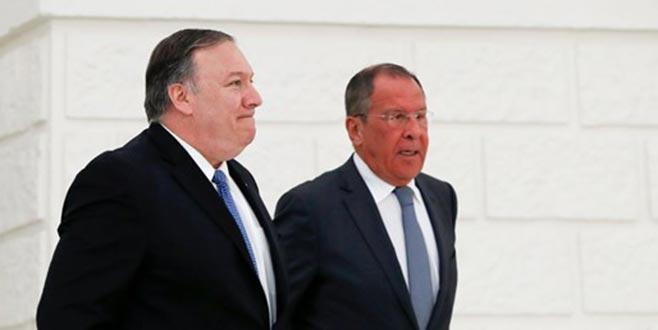 Rusya'da kritik görüşme