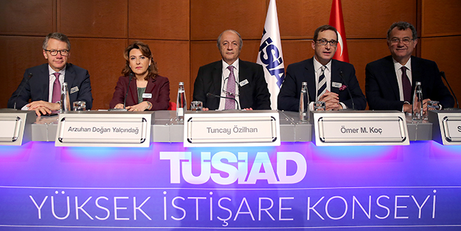 TÜSİAD'dan yapısalreform çağrısı