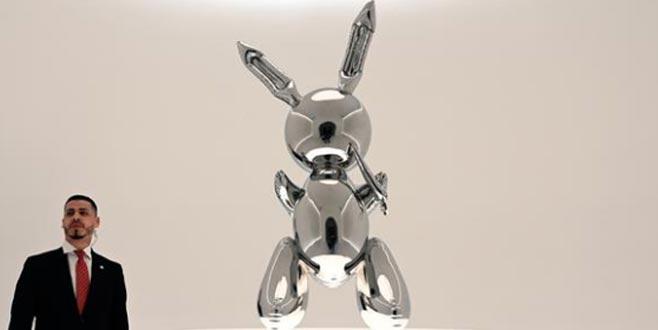 Bu 'Tavşan' rekor kırdı! Tam 91,1 milyon dolar...