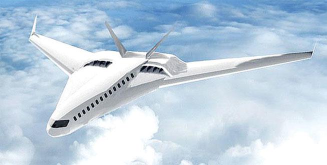 NASA'dan elektrikli yolcu uçağı