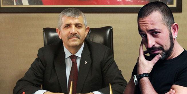 MHP'li Şahin'den Cem Yılmaz'a tepki!