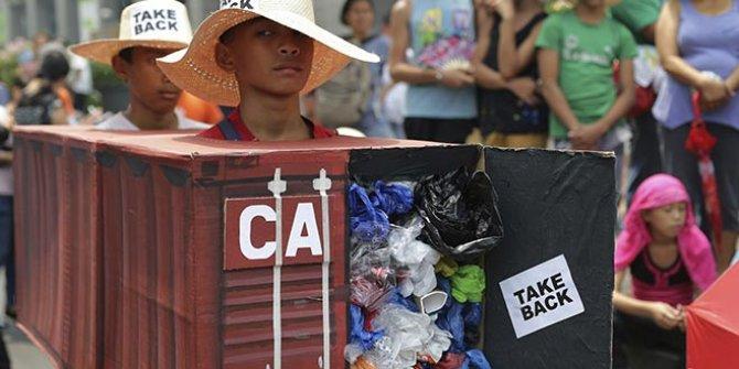 Çöp sorunudiplomatikkrize dönüştü