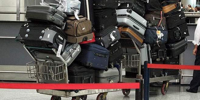 Tatil valizine rekor sığdı