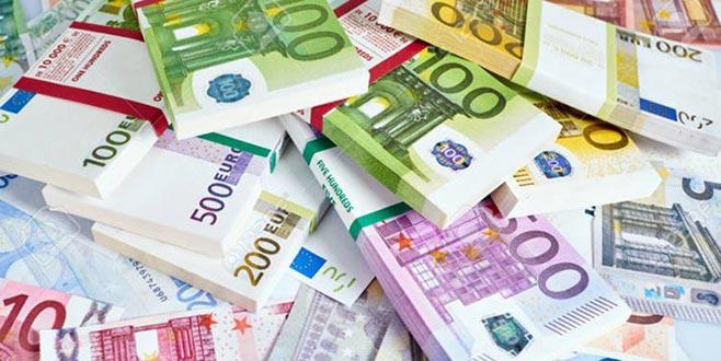 Almanya'dan 45,3 milyar Euro fazla