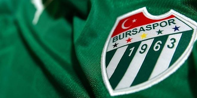 Bursaspor'dan'PAF' açıklaması!