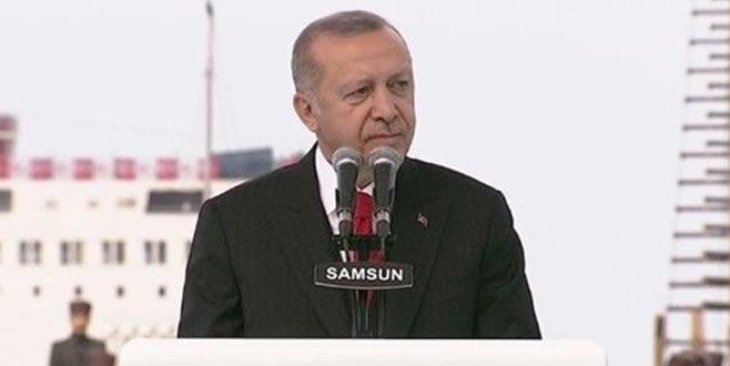 Erdoğan: Güvenlik ve ekonomide saldırı dalgası bitmiş değil