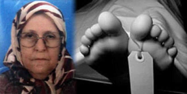 Bursa'da yaşlı kadının ölümünde korkunç iddia!