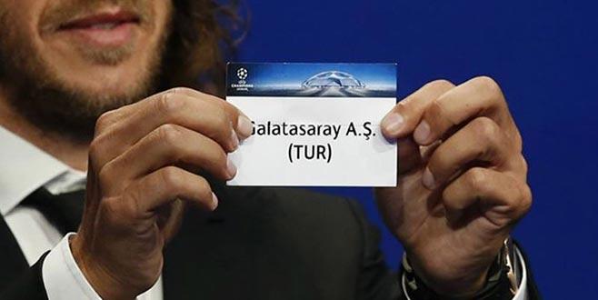 İşte Galatasaray'ın Şampiyonlar Ligi'ndeki muhtemel rakipleri