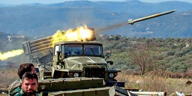 Suriye'de Rus askeriüssüne saldırı