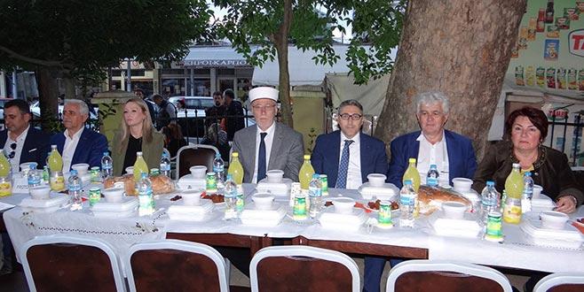 BATISİAD'dan Gümülcine'de iftar