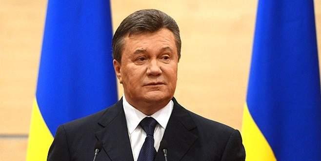 Rusya Yanukoviç'i Ukrayna'ya iade etmeyecek