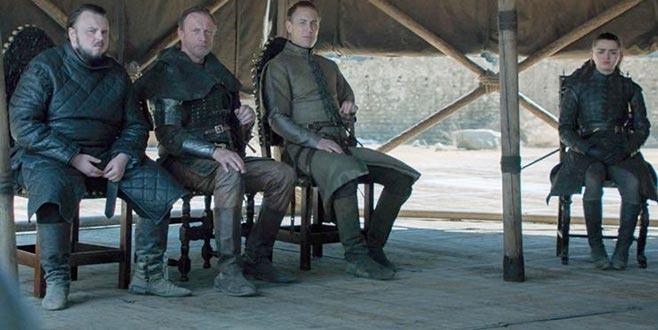 Game of Thrones'da bir skandal daha!