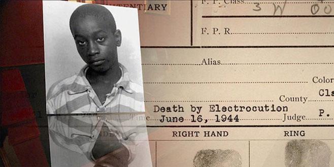 İdam edilen en genç insan! Hayatı o filme konu oldu