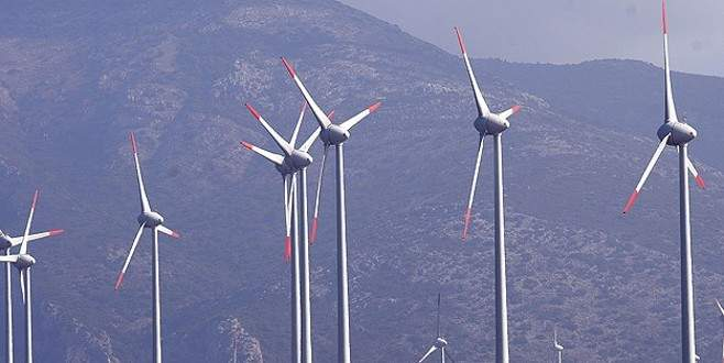 Türkiye'nin rüzgar enerjisi kapasitesi artıyor