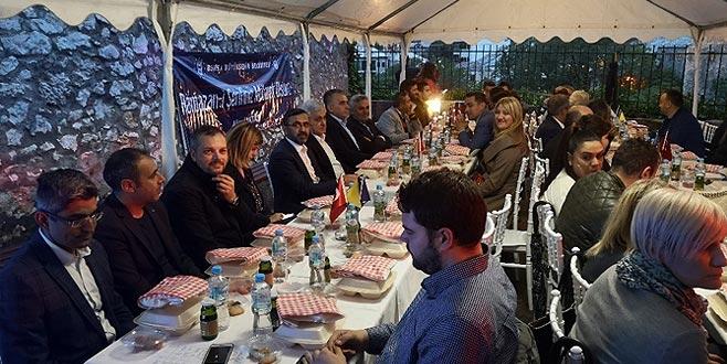 Büyükşehir'den Mostar'da iftar