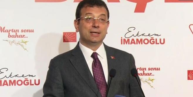 İmamoğlu seçim kampanyası tanıtım toplantısında konuştu