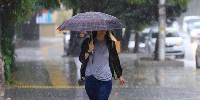 Meteoroloji'den 4 bölge için uyarı