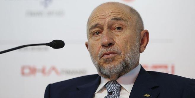 Nihat Özdemir, TFF Başkanlığına adaylığını açıkladı